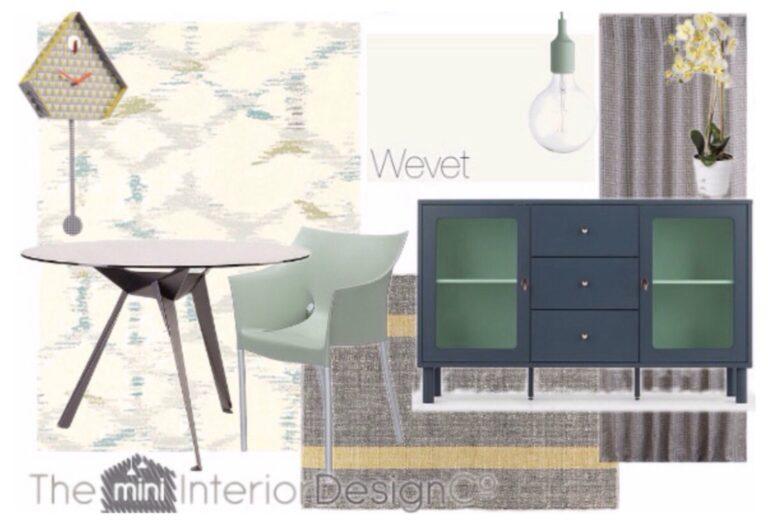 The Mini Interior Design Company Moodboards