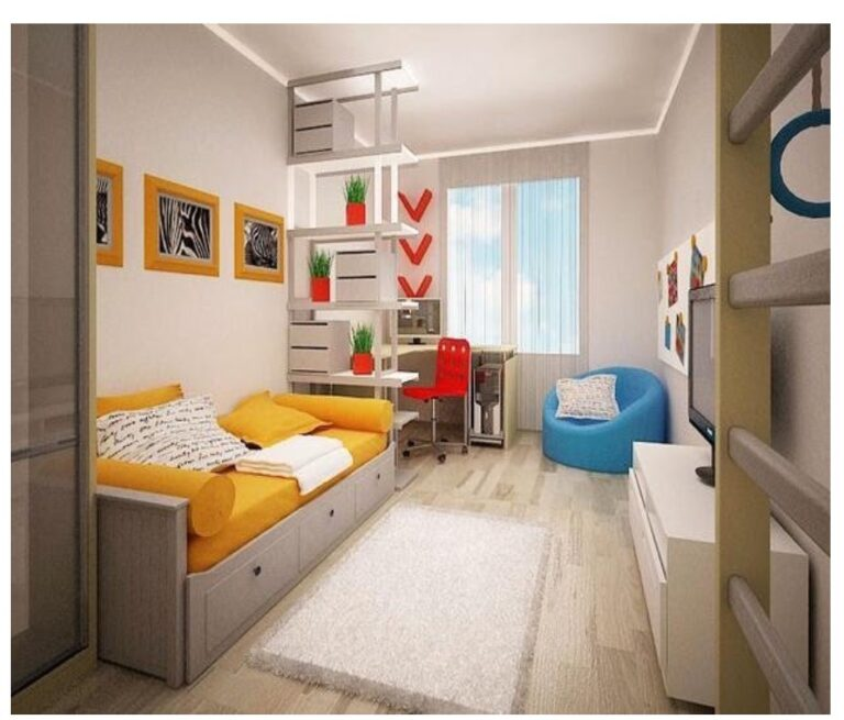 5 Practical Tips: Kid's Bedroom Design