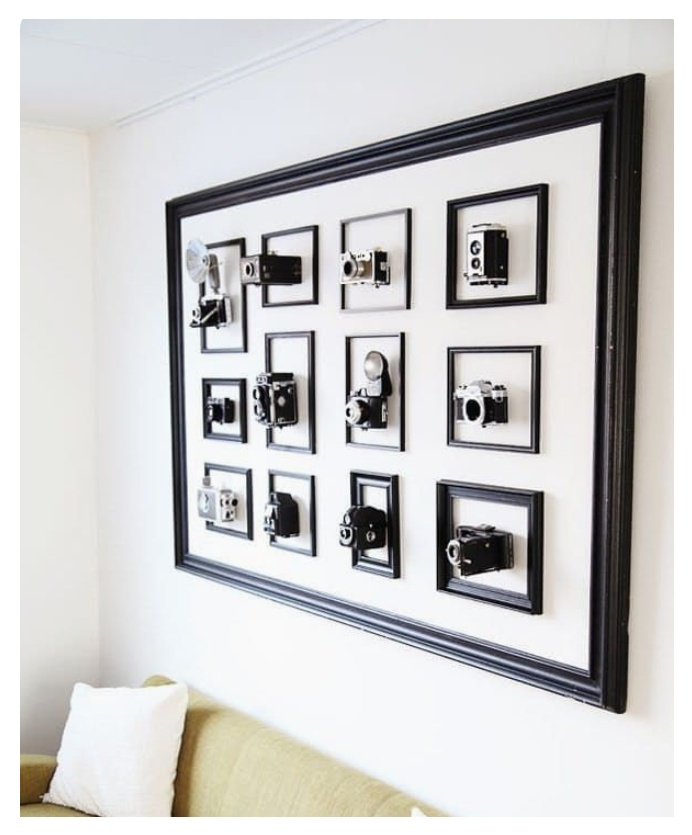 Alternative Wall Decor Ideas