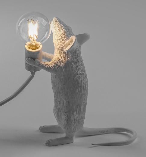 Mouse Lamp - Amara