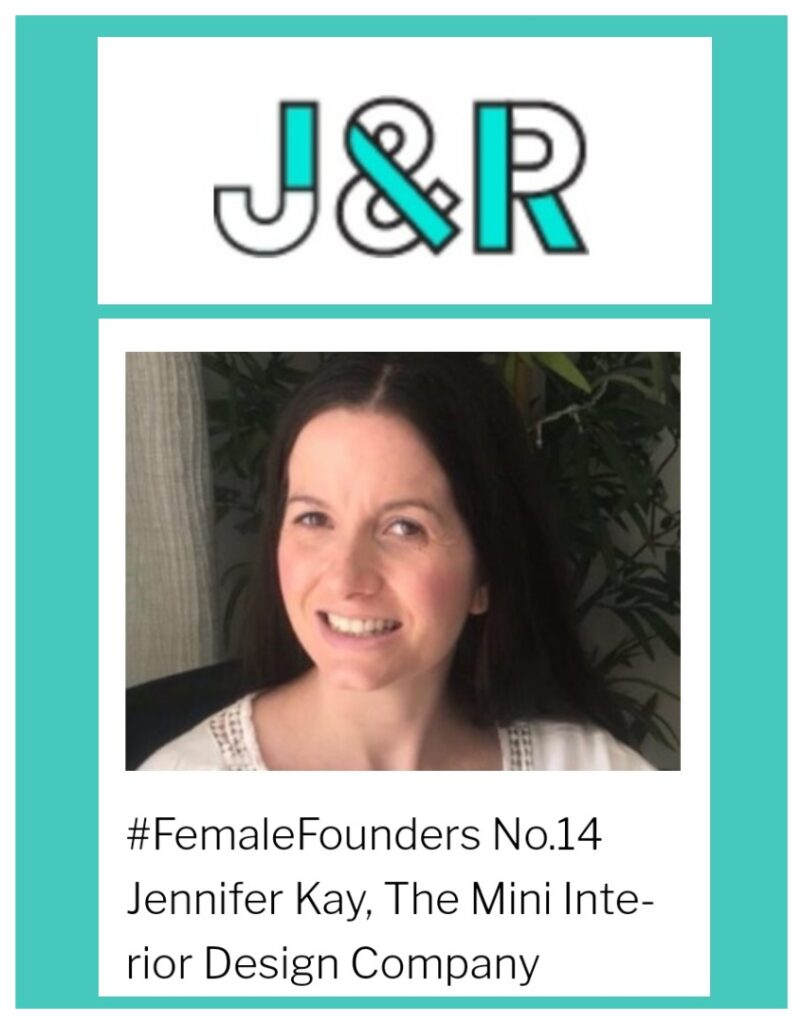 The Mini Interior Design Company Owner Jennifer Kay