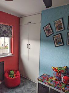 Marvel Avengers Superhero Bedroom