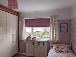 Rainbow and Unicorn Bedroom