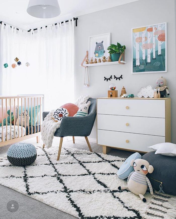 Colour Pop Baby Room