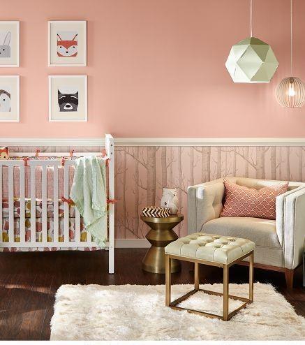 Woodland Pink Nursery