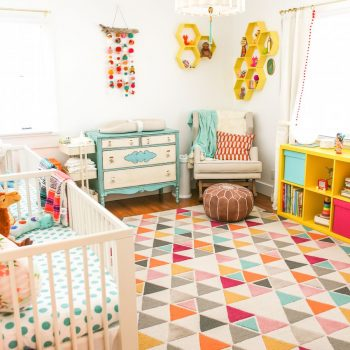 Online Interior Design - Bright Nursery